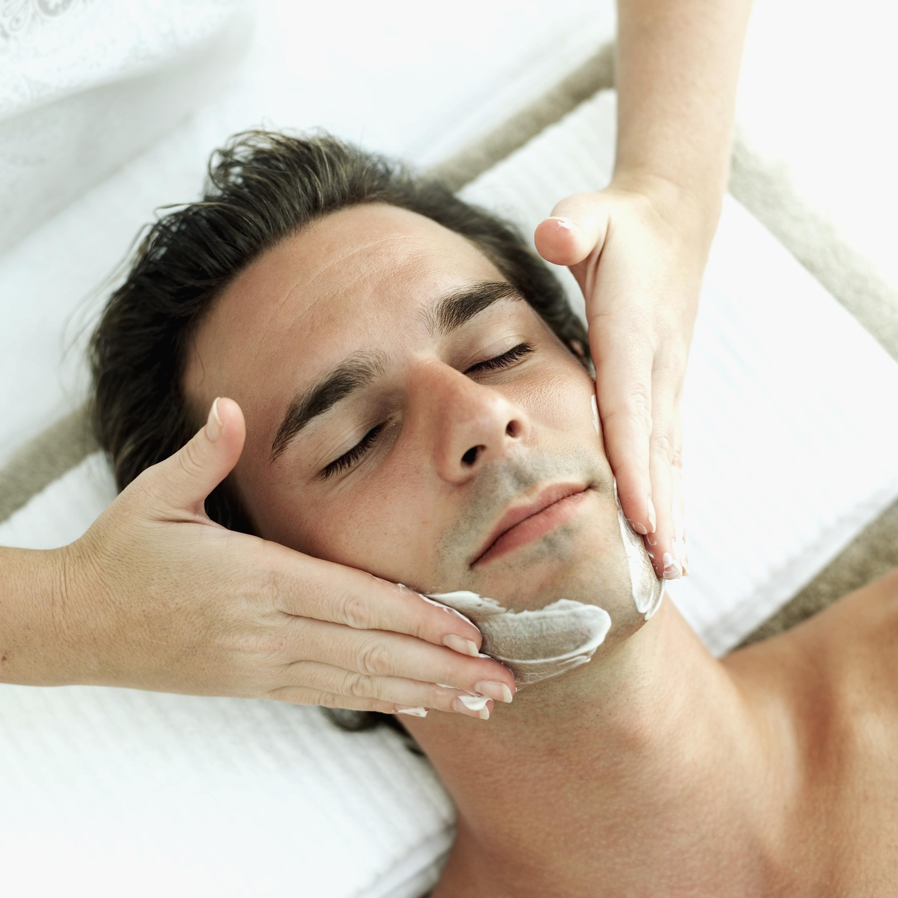 Смотреть мужской массаж 6 фотография